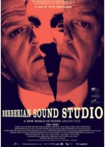Cartel de 'Berberian Sound Studio'