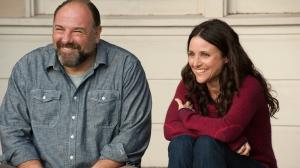 James Gandolfini y Julia Louis-Dreyfus, en 'Sobran las palabras' (Fox)