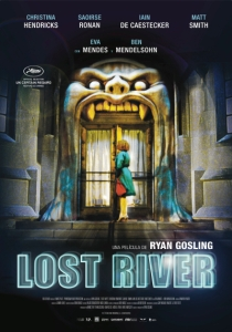 Cartel español de 'Lost river' (Betta Pictures)